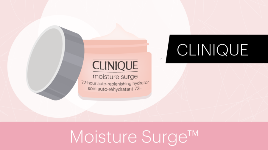 On teste le Moisture Surge de Clinique