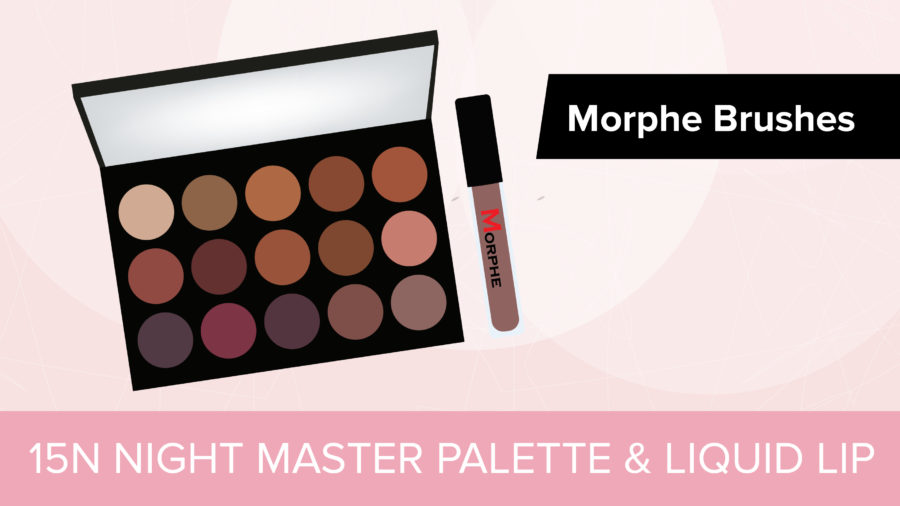 On teste le maquillage Morphe